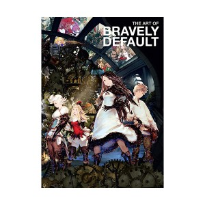 The Art of Bravely Default (Hardcover)