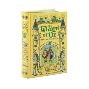 Barnes & Noble Collectible Editions : Wizard of Oz : The First Five Novels (Hardcover)