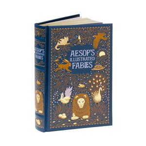 Barnes & Noble Collectible Editions : Aesop's Illustrated Fables (Hardcover)