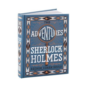 Barnes & Noble Collectible Editions : The Adventures of Sherlock Holmes (Hardcover)