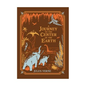 Barnes & Noble Collectible Editions : A Journey to the Center of the Earth (Hardcover)