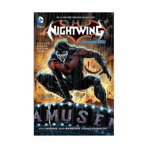 Nightwing #03 : Death of the Family (Paperback)