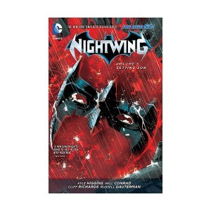 Nightwing #05 : Setting Son (Paperback)
