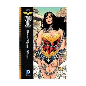 Wonder Woman : Earth One Vol. 1 (Paperback)