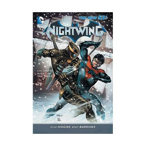 Nightwing #02 : Night of the Owls (Paperback)