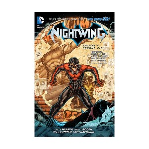 Nightwing #04 : Second City (Paperback)