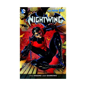 Nightwing #01 : Traps and Trapezes (Paperback)