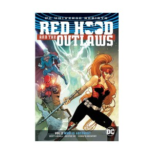 Red Hood and the Outlaws : Rebirth #02 : Who Is Artemis? (Paperback)