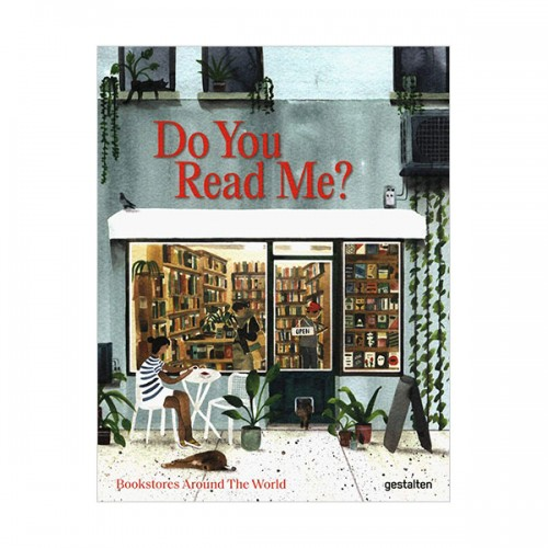 Do You Read Me? : Bookstores Around the World (Hardcover, 영국판)