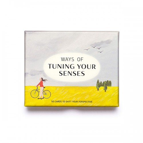 Ways of Tuning Your Senses (Cards, 영국판)