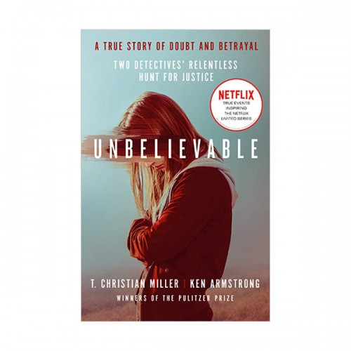 [넷플릭스] Unbelievable (Paperback, 영국판)