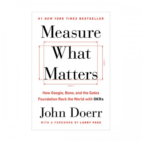 Measure What Matters (Hardcover)