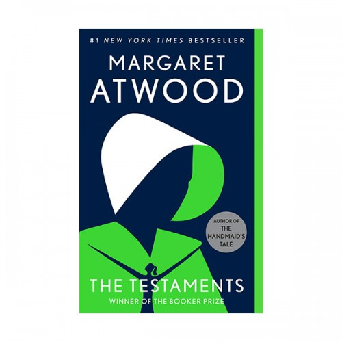 [2019 맨부커] The Testaments : The Sequel to The Handmaid's Tale : 증언들 (Paperback)