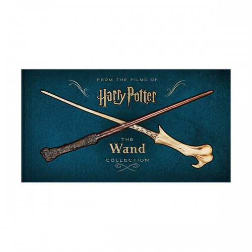 Harry Potter : The Wand Collection [Softcover] (Paperback)