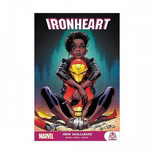 Ironheart : Riri Williams (Paperback)