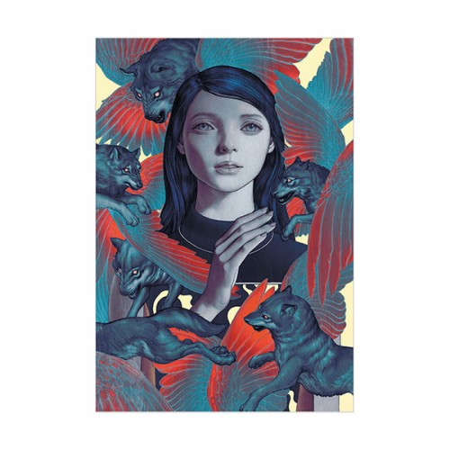 Fables Covers : The Art of James Jean (Hardcover, New Edition)