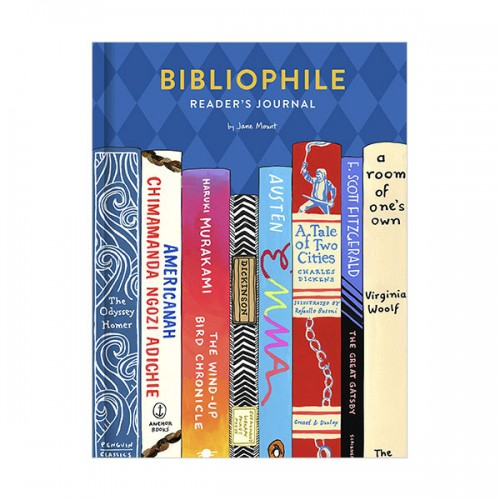 Bibliophile Reader's Journal (Diary)