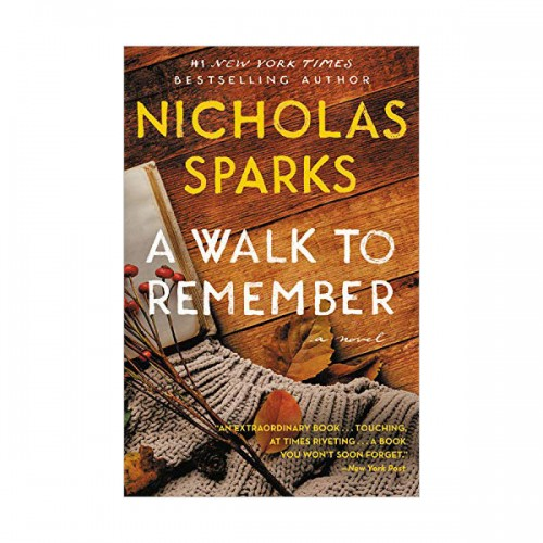 [넷플릭스] A Walk to Remember (Paperback)