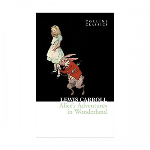 Collins Classics : Alice's Adventures in Wonderland (Paperback)