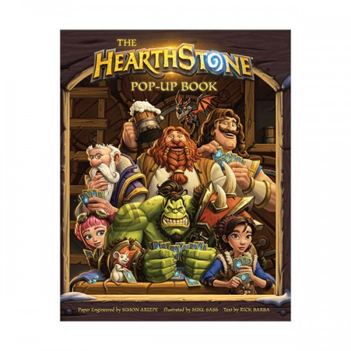 Blizzard : The Hearthstone Pop-Up Book (Hardcover)