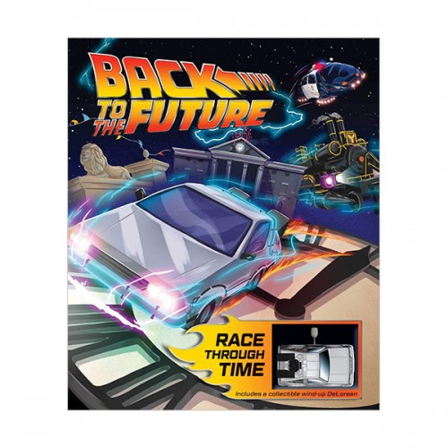 Back to the Future : Race Through Time (Hardcover)