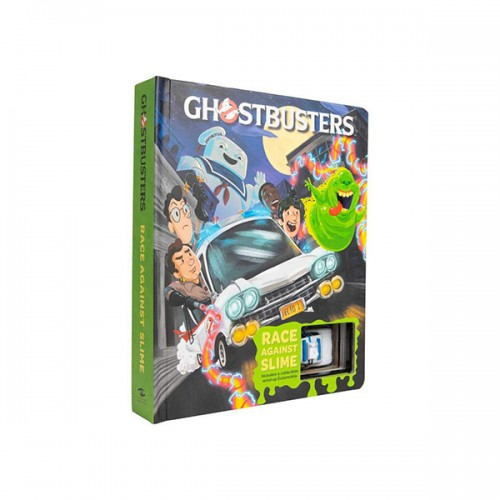 Ghostbusters Ectomobile : Race Against Slime  (Hardcover)
