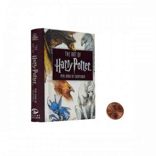 Mini Book : The Art of Harry Potter : Mini Book of Creatures (Hardcover)