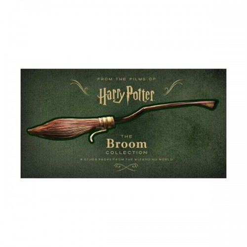 Harry Potter : The Broom Collection (Hardcover)