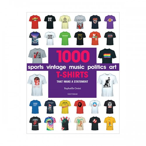 1000 T-Shirts : That Make a Statement (Paperback)