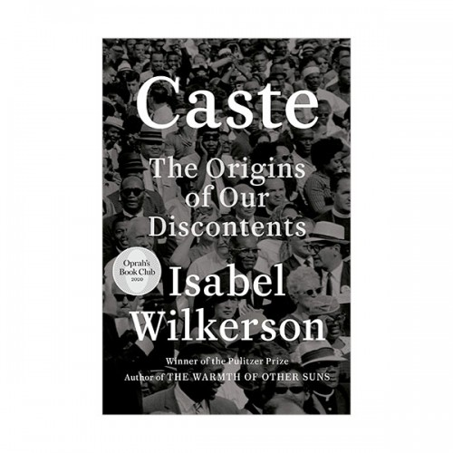 [오프라 북클럽] Caste : The Origins of Our Discontents (Oprah's Book Club, Hardcover)
