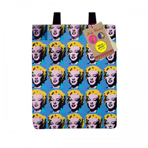 Andy Warhol Marilyn Monroe Tote Bag