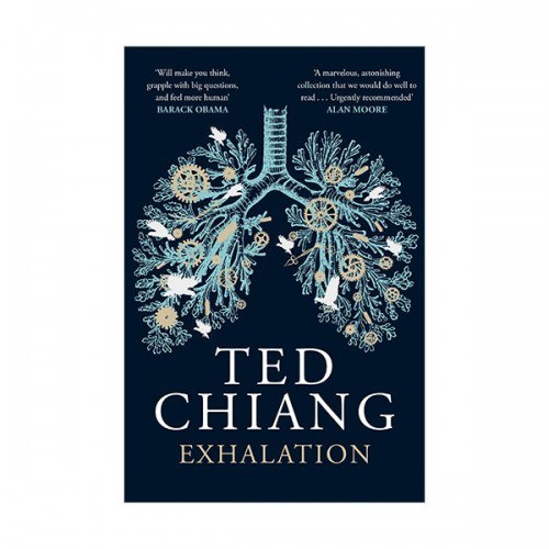 Exhalation (Paperback, 영국판)