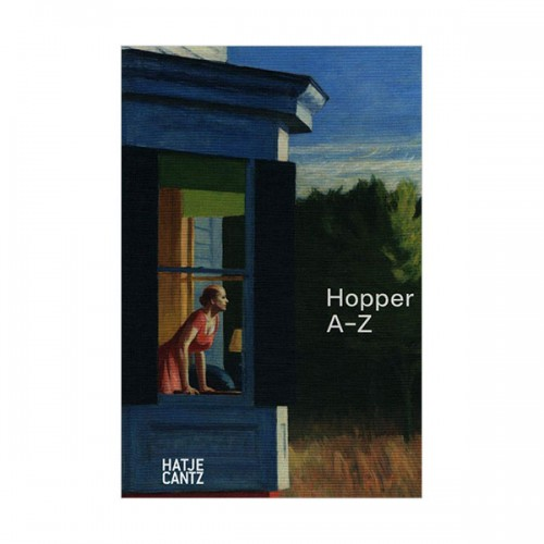 Edward Hopper : A-Z (Hardcover, 영국판)