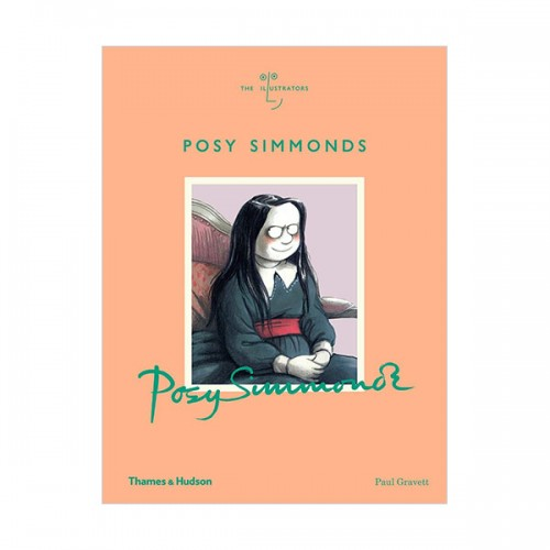 The Illustrators : Posy Simmonds (Hardcover, 영국판)
