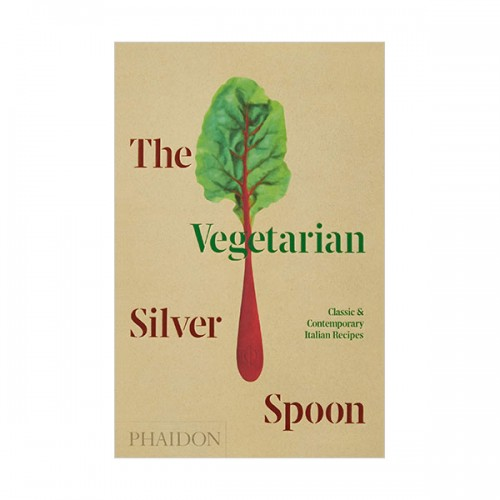 The Vegetarian Silver Spoon : Classic and Contemporary Italian Recipes  (Hardcover, 영국판)