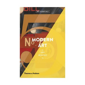 Art Essentials : Modern Art (Paperback, 영국판)