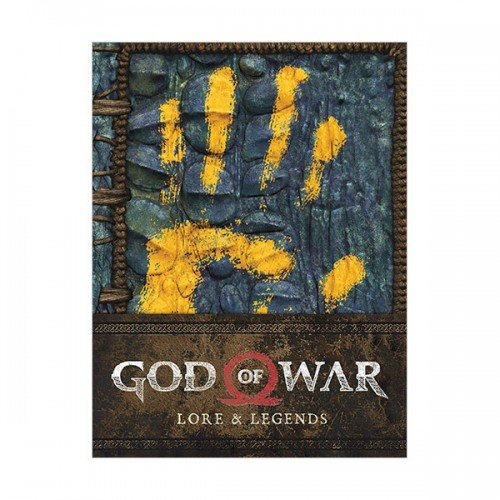 God of War : Lore and Legends (Hardcover)