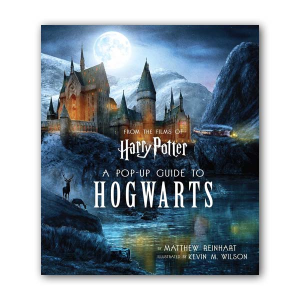 Harry Potter : A Pop-Up Guide to Hogwarts (Hardcover)