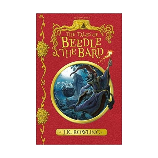 The Hogwarts Library : The Tales of Beedle the Bard (Paperback, 영국판)