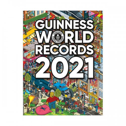 [가격인하] Guinness World Records 2021 (Hardcover, 영국판)
