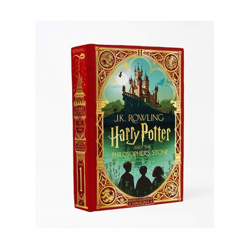 [포스터증정] Harry Potter and the Philosopher's Stone : MinaLima Edition (Hardcover, 영국판)
