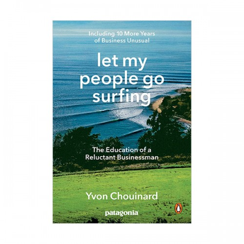 [북유럽 04회] Let My People Go Surfing (Paperback)