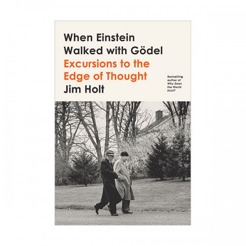 When Einstein Walked with Godel : Excursions to the Edge of Thought (Paperback)