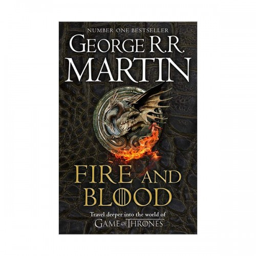 Fire and Blood : 300 Years Before A Game of Thrones (Paperback, 영국판)