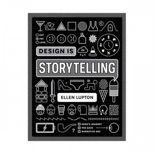 Design is Storytelling (Paperback, 영국판)