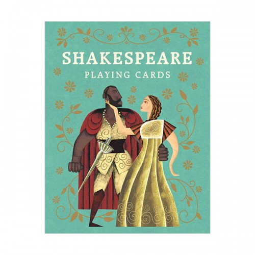 Shakespeare Playing Cards (Cards, 영국판)