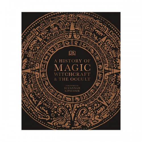 A History of Magic, Witchcraft and the Occult (Hardcover, 영국판)