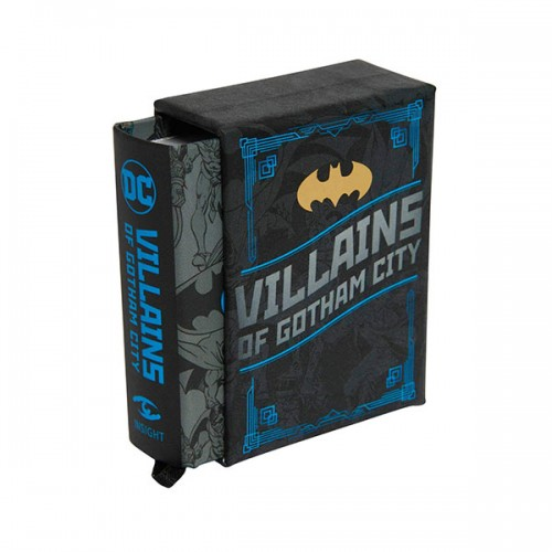 Tiny Book : DC Comics : Villains of Gotham City (Hardcover)