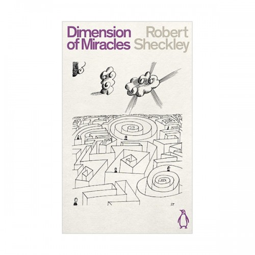 Penguin Science Fiction : Dimension of Miracles (Paperback, 영국판)