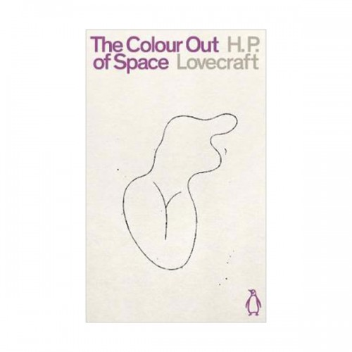 Penguin Science Fiction : The Colour Out of Space (Paperback, 영국판)